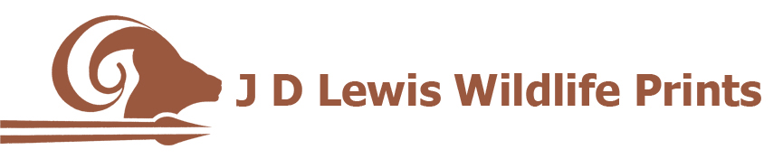 JDLewis Wildlife Prints Logo